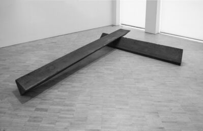 Bernd Lohaus, 'Untitled (Klänge)', 1991