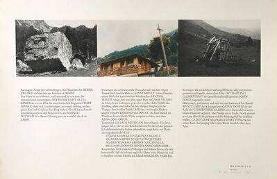 Jean Le Gac, 'DER AUSFLUG (4,5,6) / TOUR (4,5,6)', 1982