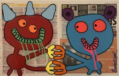 Bortusk Leer, 'Benny & Lenny - Double Tabloid', 2014