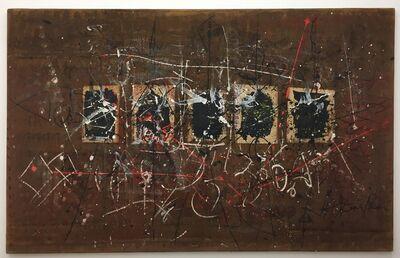 Hans Staudacher, 'Ohne Titel', 1957