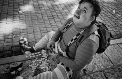 David Darby, ASC, 'Day Clown, Oaxaca, Mexico', 2005