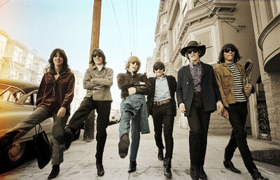 Jim Marshall, 'Jefferson Airplane, 1967', 2017