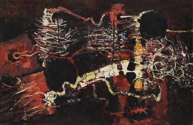 Carl Plate, 'Closer Apart', 1964