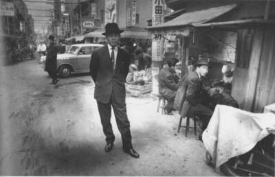 Ed van der Elsken, 'Yazuka gangsters, Osaka', 1960