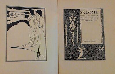 Aubrey Beardsley, 'Salomé', 1907