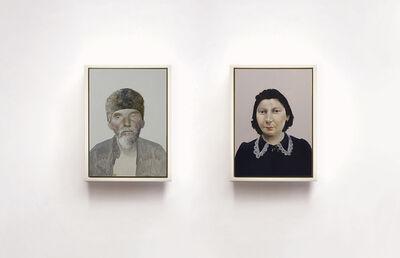 Sarah Ball, 'Immigrants: Romanian', ca. 2018