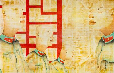 Zhu Wei, '北京故事一号粉本2号The Story of Beijing No.1, Sketch 2 ', 2018