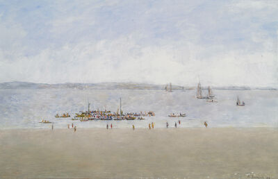 Richard Eurich, 'Mini Regatta', 1988