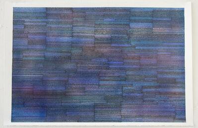 Lindsey Landfried, 'Deckled Light', 2016