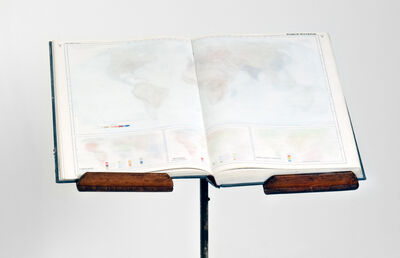 Agustina Woodgate, 'The Times Atlas of The World (Book)', 2012