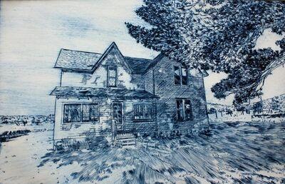 Brian Ferriby, 'Shadows, Kelderhouse Farm'