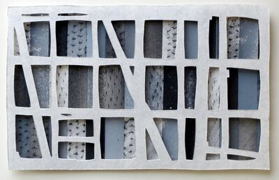Bill Brookover, 'Black Window #2', 2015