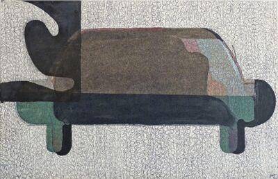 Miguel Castro Leñero, 'Sombra en camino III', 2008