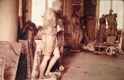 Deborah Turbeville, 'Statues, Unseen Versailles', 1980