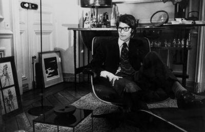 Henri Elwing, 'Yves Saint Laurent', 1967