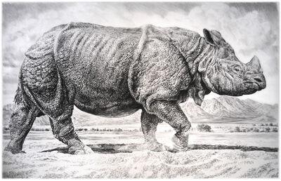 Rick Shaefer, 'Rhino II', 2016
