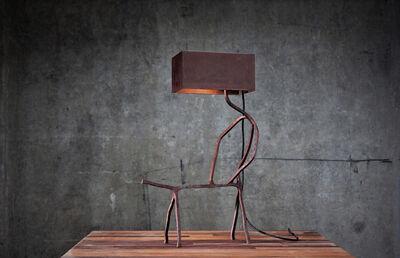 Atelier Van Lieshout, 'Domestication Lamp', 2017