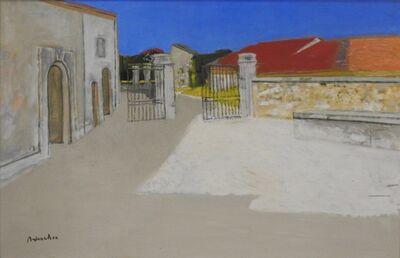 Maurice Brianchon, 'La coeur de ferme', 1975