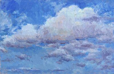 Tina Orsolic Dalessio, 'Cloud Study', 2019