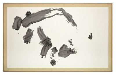 Shiryu Morita, 'Kanzan', 1961
