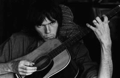 Graham Nash, 'Neil Young,69', 1969