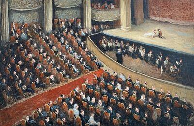 Thomas Bossard, 'À l'opéra', 2020
