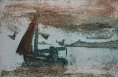 Ian Laurie, 'Sailing', 2017