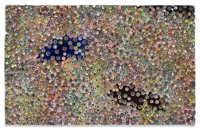 "Markus Linnenbrink, '""GROWINGNATURESDARKBLANKET""', 2019"