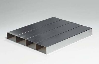 "Donald Judd, 'Untitled from the ""Ten from Leo Castelli"" portfolio', 1967"