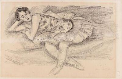 Henri Matisse, 'Untitled (from Dix Danseuses)', 1927