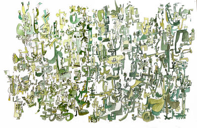 Wayne White, 'Untitled (JL3877)', ca. 2016