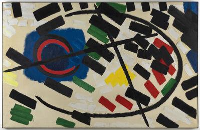 Willem Hussem, 'Composition', ca. 1964