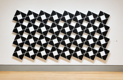 Steven Naifeh, 'Ajlun I: Black Pearl and White', 2002