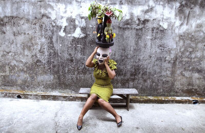 Zina Saro-Wiwa, 'The Invisible Man, The Weight of Absence', 2015