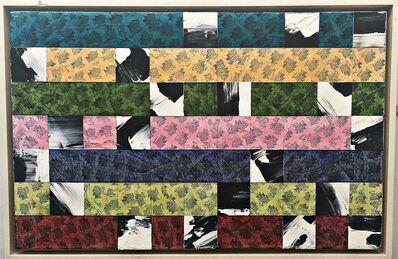 Richard Kalina, 'Untitled Collage on Canvas ', 1992