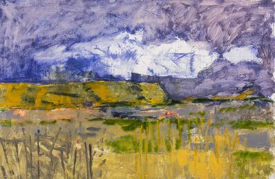 Mary Vernon, 'Rain at Pecos', 2019