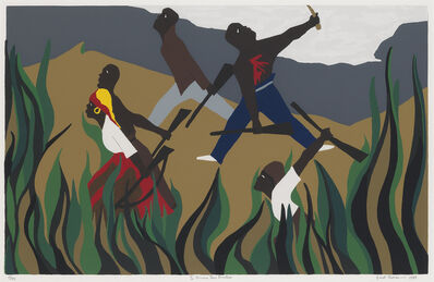 Jacob Lawrence, 'To Preserve Their Freedom', 1988