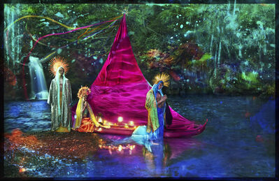 David LaChapelle, 'A New World', 2017