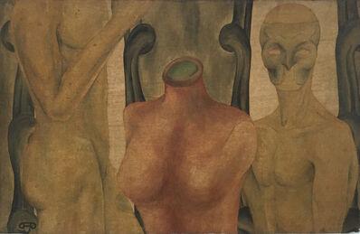 Hudinilson Jr., 'Amantes e casos, Ménage à trois', 1978