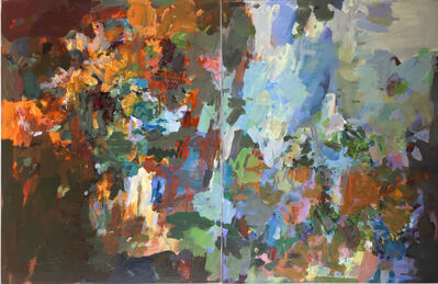 Rebecca Allan, 'Theodore Dreiser's Garden Fall and Spring', 2011