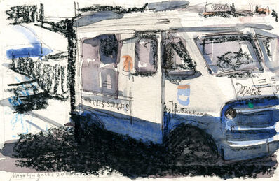 MARTIN GALLE, 'No Title (Milk-Truck II) ', 2008