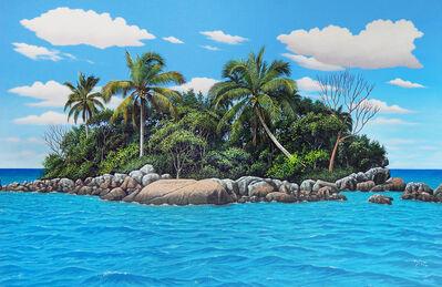 René Martin, 'Islotes con Piedras', 2016