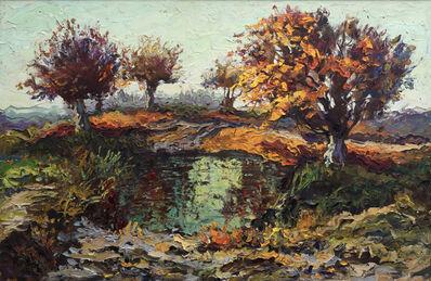 Dilorom Mamedova, 'Autumn Time', 2017