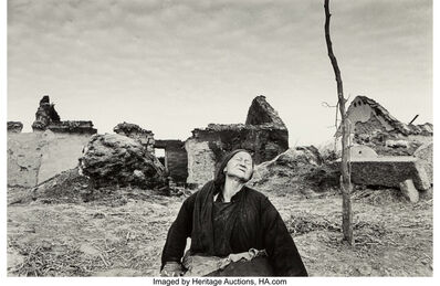 Carl Mydans, 'After the China War, Ruins Near Peng Pu', 1949