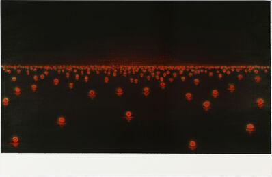 Katsumi Hayakawa, 'Red Lights', 2017