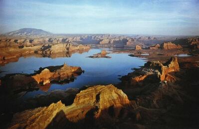 William Garnett, 'Lake Powell, Arizona, Utah', 1967