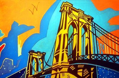 Wayne Ensrud, 'Brooklyn Bridge', 2020