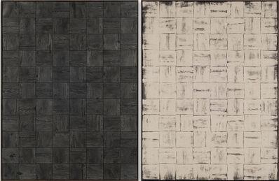Davide Balula, 'Burnt Painting, Imprint of the Burnt Painting (Ember Harbor #2)', 2013