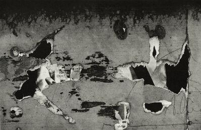 Aaron Siskind, 'Chicago 53', 1953