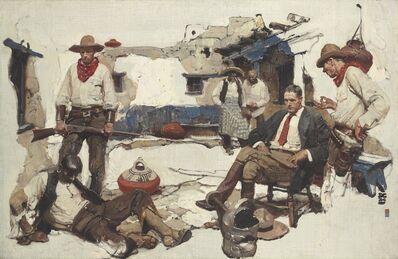 "Dean Cornwell, '""Who Hired You?""', 1924"